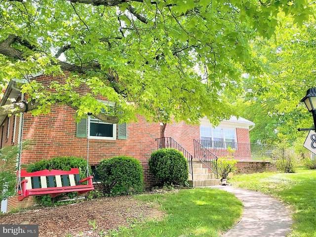 829 Summit Avenue, WAYNESBORO, PA 17268 (#PAFL180316) :: The Joy Daniels Real Estate Group