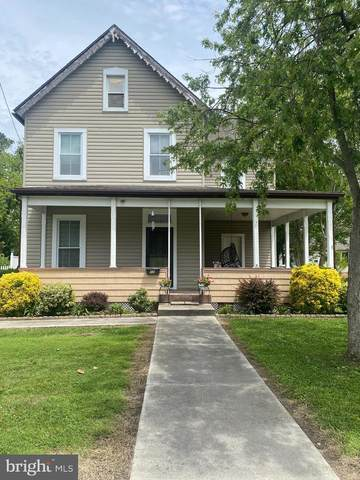 12 W Main Street, CRISFIELD, MD 21817 (#MDSO104946) :: The Dailey Group