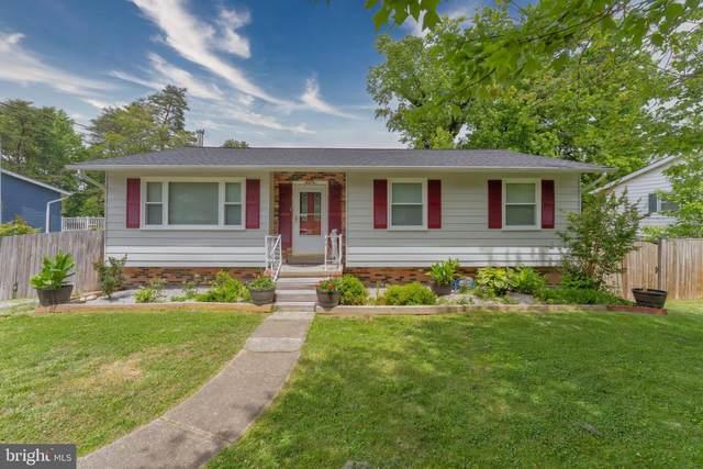 8813 Sylvania Street, LORTON, VA 22079 (#VAFX1206726) :: Better Homes Realty Signature Properties