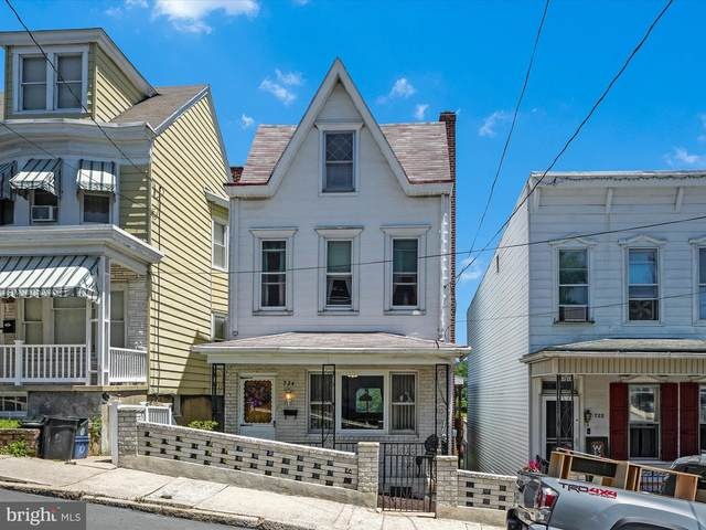 724 3RD, POTTSVILLE, PA 17901 (#PASK135612) :: New Home Team of Maryland