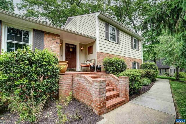 3411 Indian Spring Road, CHARLOTTESVILLE, VA 22901 (#618309) :: The Sky Group