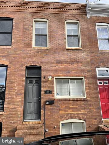 703 S Glover Street, BALTIMORE, MD 21224 (#MDBA553818) :: SURE Sales Group