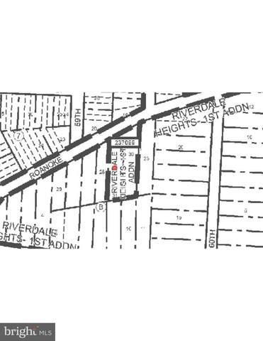 5921 Roanoke Avenue, RIVERDALE, MD 20737 (#MDPG609040) :: Berkshire Hathaway HomeServices McNelis Group Properties