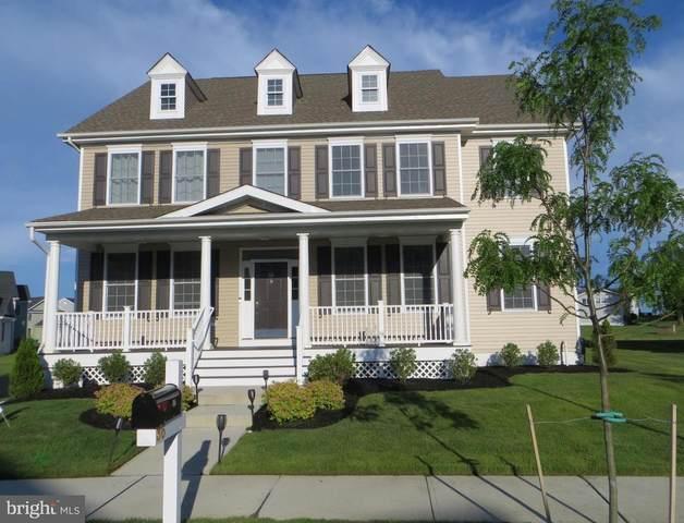 86 Applegate Way, CROSSWICKS, NJ 08515 (#NJBL399360) :: Shamrock Realty Group, Inc