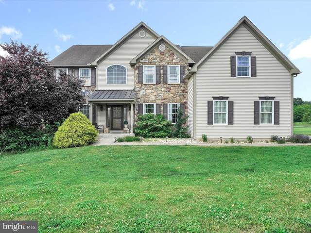 3038 Ridgeview Drive, ORWIGSBURG, PA 17961 (#PASK135622) :: Ramus Realty Group