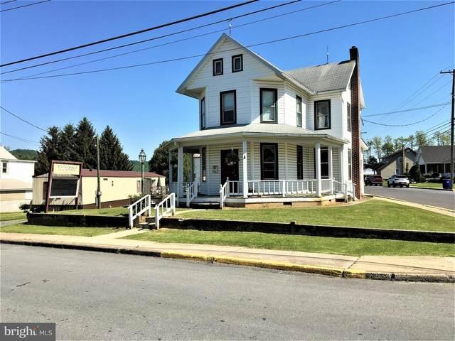 318-322 E. North Street, MCCONNELLSBURG, PA 17233 (#PAFU104936) :: The Schiff Home Team
