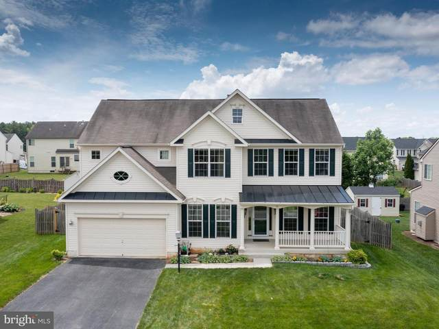 90 Killian Lane, CHARLES TOWN, WV 25414 (#WVJF142868) :: Blackwell Real Estate