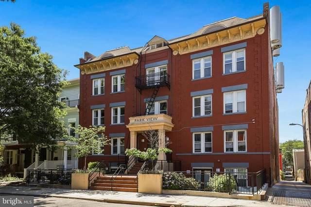 610 Irving NW T02, WASHINGTON, DC 20010 (#DCDC525166) :: Crossman & Co. Real Estate