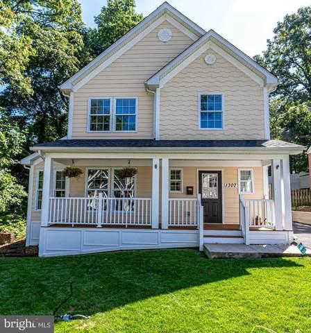 1307 S Randolph Street, ARLINGTON, VA 22204 (#VAAR182944) :: The MD Home Team