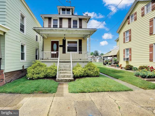 147 W Columbia Street, SCHUYLKILL HAVEN, PA 17972 (#PASK135624) :: Ramus Realty Group
