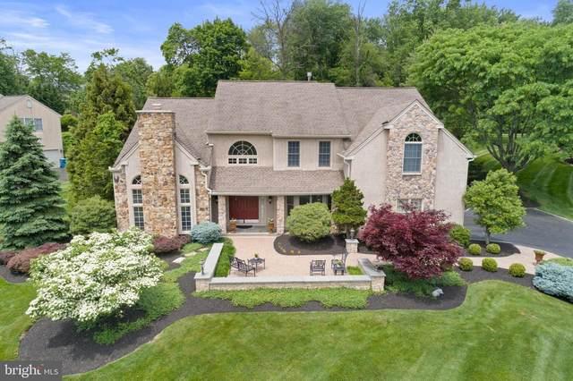 1200 Wellsley Ct, LOWER GWYNEDD, PA 19002 (#PAMC696090) :: Linda Dale Real Estate Experts