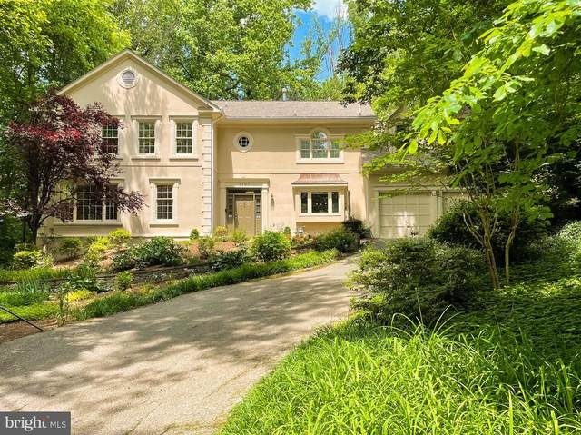 7107 Laverock Lane, BETHESDA, MD 20817 (#MDMC762264) :: Dart Homes