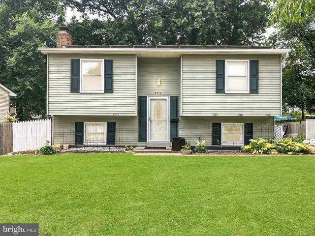 9510 48TH Place, COLLEGE PARK, MD 20740 (#MDPG609080) :: Shamrock Realty Group, Inc