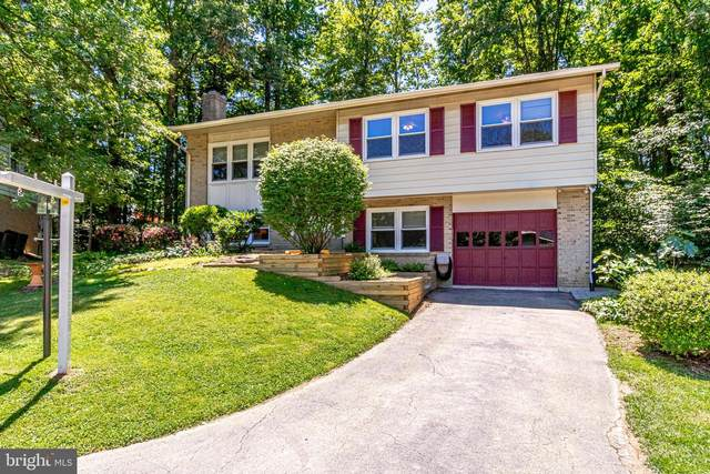 7315 Briarcliff Drive, SPRINGFIELD, VA 22153 (#VAFX1206864) :: Debbie Dogrul Associates - Long and Foster Real Estate