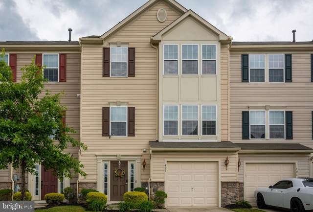405 Matisse Way, WILLIAMSTOWN, NJ 08094 (#NJGL276784) :: Bowers Realty Group