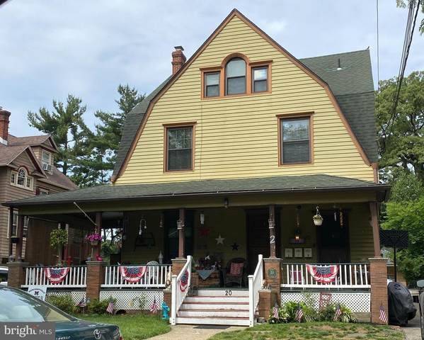 20 Franklin Avenue, MERCHANTVILLE, NJ 08109 (#NJCD421606) :: Rowack Real Estate Team