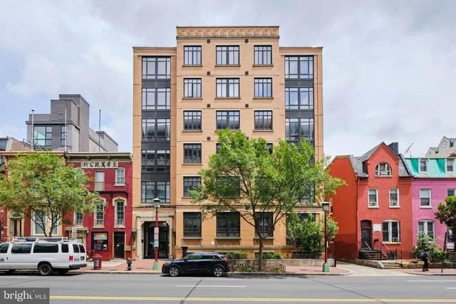 809 6TH Street NW #41, WASHINGTON, DC 20001 (#DCDC525238) :: Eng Garcia Properties, LLC