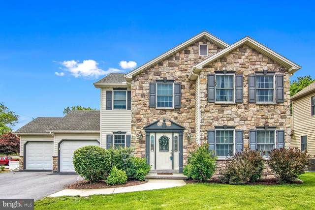 101 Hilltop Court, CAMP HILL, PA 17011 (#PACB135702) :: The Paul Hayes Group   eXp Realty