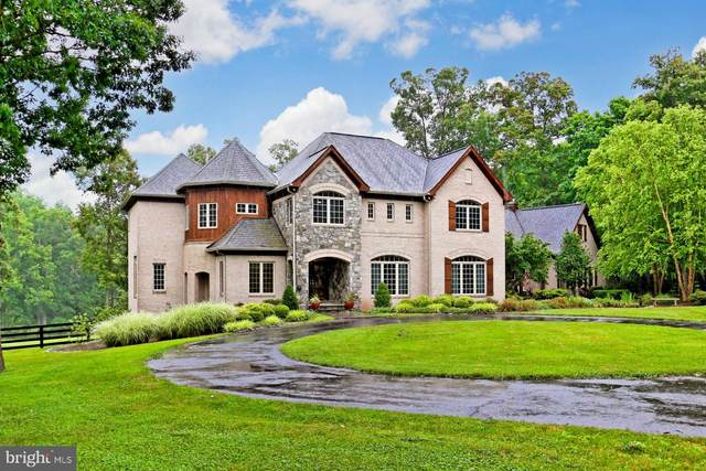 7031 Paradise Mill Road, CENTREVILLE, VA 20121 (#VAFX1206900) :: The Piano Home Group