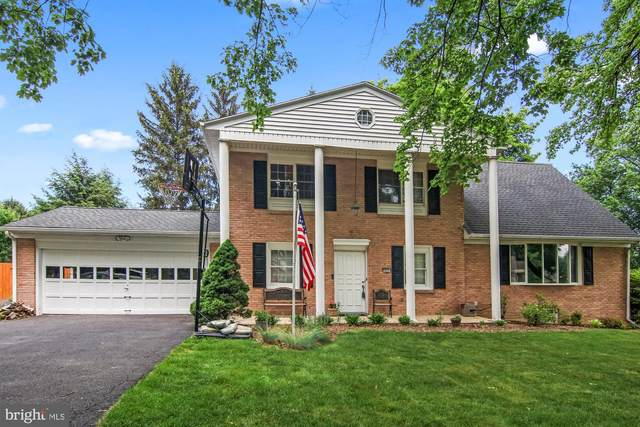 435 Woodcrest Drive, MECHANICSBURG, PA 17050 (#PACB135704) :: The Craig Hartranft Team, Berkshire Hathaway Homesale Realty