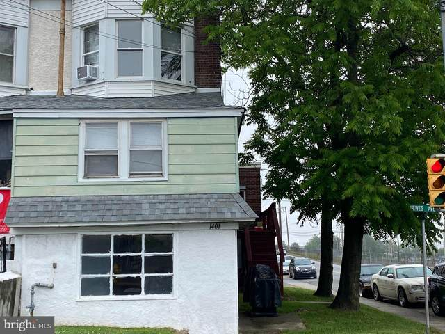 1401 Hewes Avenue, MARCUS HOOK, PA 19061 (#PADE547990) :: Blackwell Real Estate