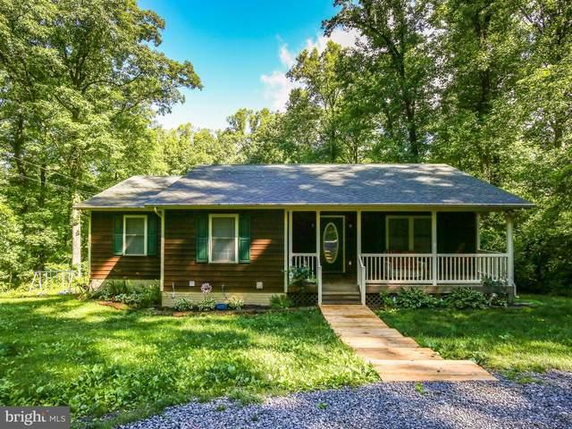 4079 Blue Mountain Road, FRONT ROYAL, VA 22630 (#VAWR143888) :: Crossman & Co. Real Estate