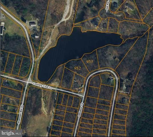 0 Oaklawn Circle, RUTHER GLEN, VA 22546 (MLS #VACV124418) :: PORTERPLUS REALTY