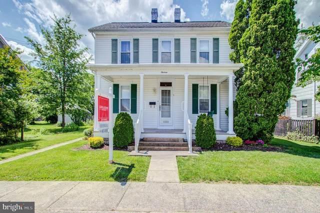 13 Walnut Street, THURMONT, MD 21788 (#MDFR283778) :: Sunrise Home Sales Team of Mackintosh Inc Realtors