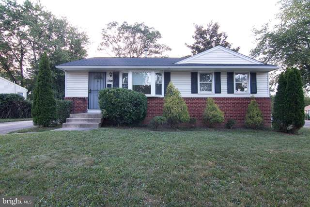 7320 Powhatan Street, LANHAM, MD 20706 (#MDPG609136) :: The Maryland Group of Long & Foster Real Estate