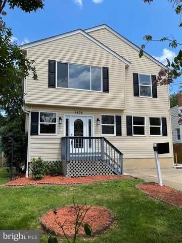 1805 S Pollard Street, ARLINGTON, VA 22204 (#VAAR182978) :: Peter Knapp Realty Group