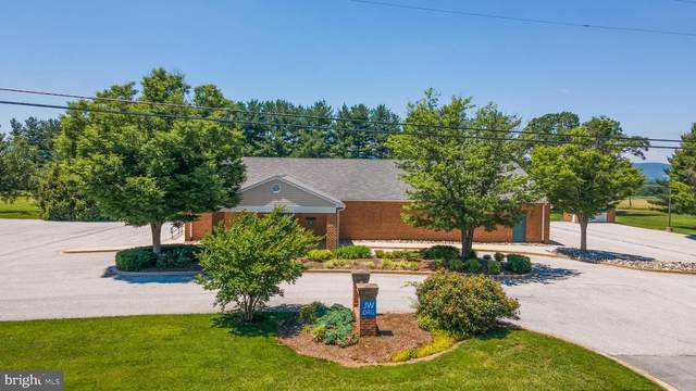 11136 Old Frederick, THURMONT, MD 21788 (#MDFR283782) :: ExecuHome Realty