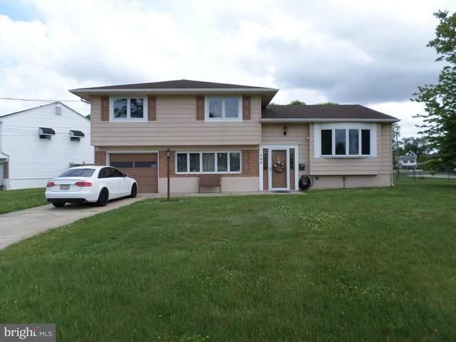400 Frankford Avenue, BLACKWOOD, NJ 08012 (MLS #NJCD421642) :: The Dekanski Home Selling Team