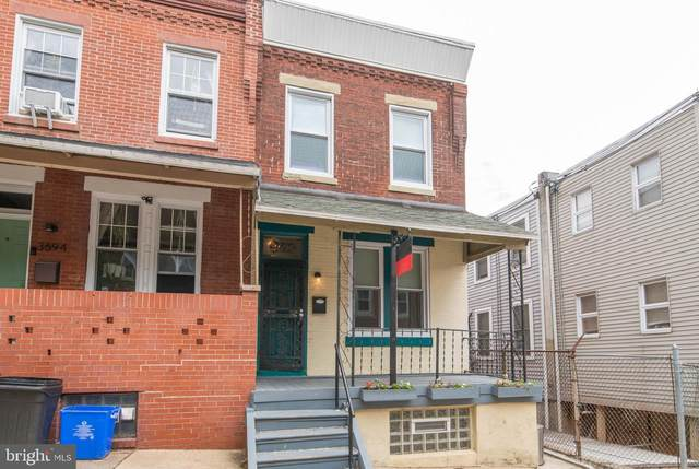 3696 Eveline Street, PHILADELPHIA, PA 19129 (#PAPH1024842) :: The Mike Coleman Team
