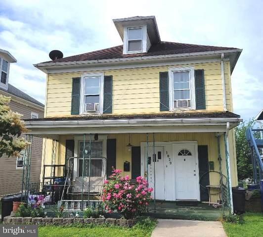 1029 Main Avenue, HAGERSTOWN, MD 21740 (#MDWA180306) :: Eng Garcia Properties, LLC