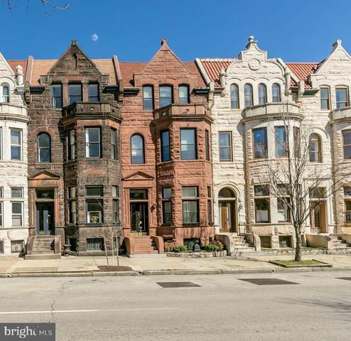 1815 Eutaw Place, BALTIMORE, MD 21217 (#MDBA553968) :: The Gus Anthony Team