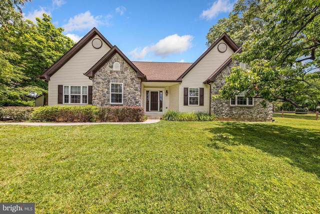 16103 Julie Lane, LAUREL, MD 20707 (#MDPG609146) :: Pearson Smith Realty