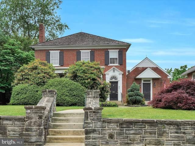 16 S Hess Street, QUARRYVILLE, PA 17566 (#PALA183520) :: Flinchbaugh & Associates