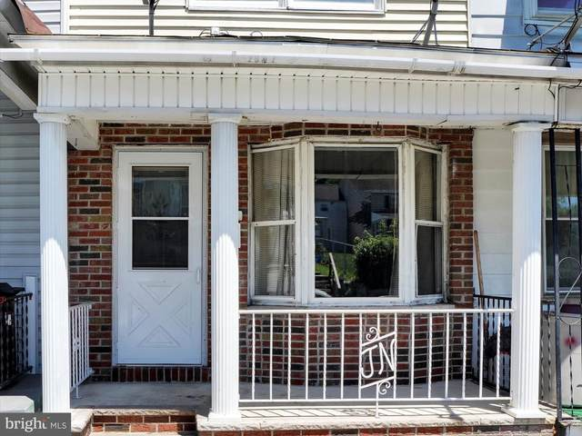 1335 Walnut, ASHLAND, PA 17921 (#PASK135644) :: TeamPete Realty Services, Inc