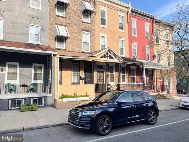 607 N 33RD Street, PHILADELPHIA, PA 19104 (#PAPH1024920) :: Nesbitt Realty