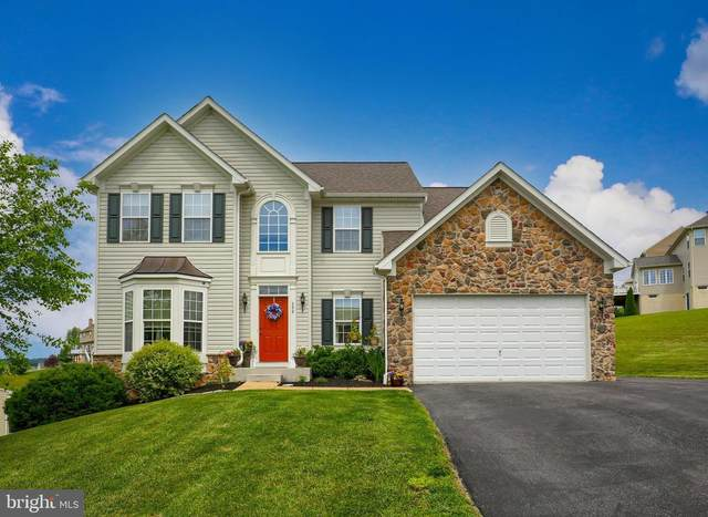 390 Lakeview Drive, SPRING GROVE, PA 17362 (#PAYK159898) :: The Joy Daniels Real Estate Group