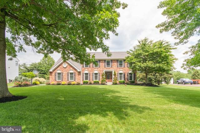 2287 Warner Road, LANSDALE, PA 19446 (#PAMC696198) :: ExecuHome Realty