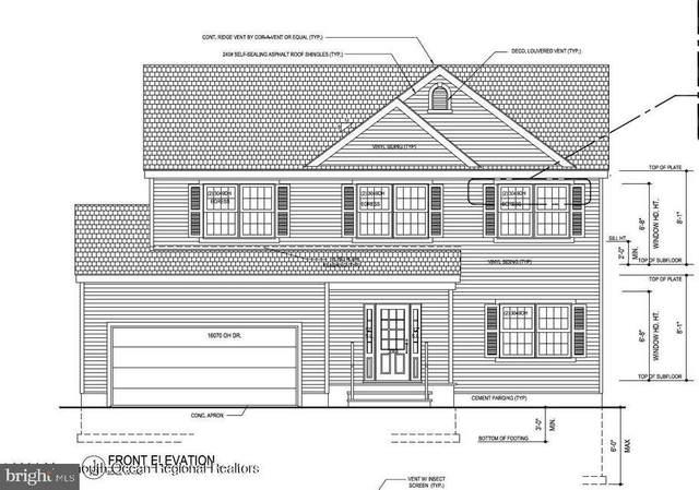 0 Woodhaven Boulevard, BAYVILLE, NJ 08721 (#NJOC410510) :: Blackwell Real Estate