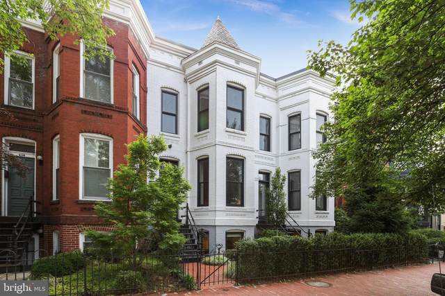 418 7TH Street SE #101, WASHINGTON, DC 20003 (#DCDC525334) :: Tom & Cindy and Associates