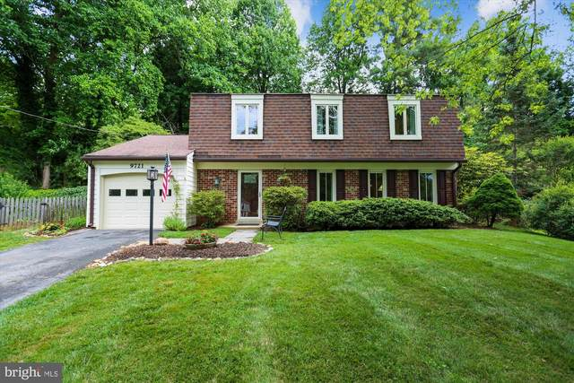 9721 Delamere Court, ROCKVILLE, MD 20850 (#MDMC762420) :: The Dailey Group