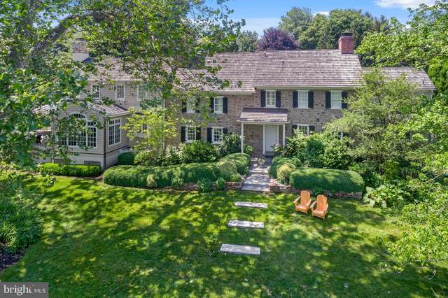 105 Brooke Farm Road, WAYNE, PA 19087 (#PADE548062) :: The Schiff Home Team