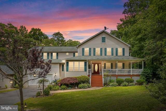 405 Monticello Circle, LOCUST GROVE, VA 22508 (#VAOR139512) :: RE/MAX Cornerstone Realty
