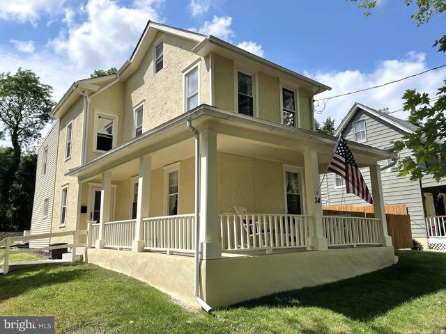 34 Branch Street, MOUNT HOLLY, NJ 08060 (MLS #NJBL399462) :: The Dekanski Home Selling Team