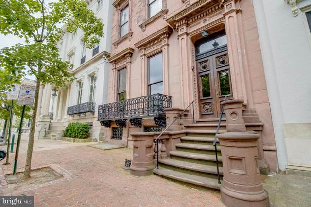 3 W Mount Vernon Place #2, BALTIMORE, MD 21201 (#MDBA554034) :: Jacobs & Co. Real Estate