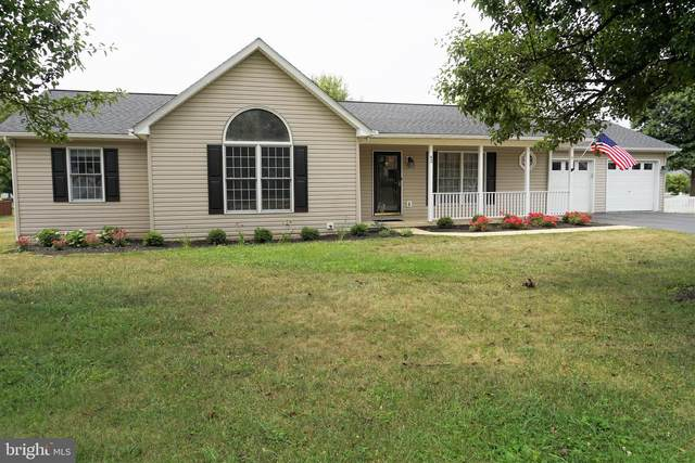 42 Finch, FALLING WATERS, WV 25419 (#WVBE186618) :: AJ Team Realty