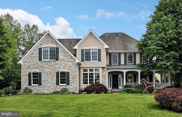1941 Glendower Drive, LANCASTER, PA 17601 (#PALA183538) :: The Craig Hartranft Team, Berkshire Hathaway Homesale Realty
